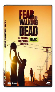 Fear The Walking Dead - Completa - Todas Las Temporadas