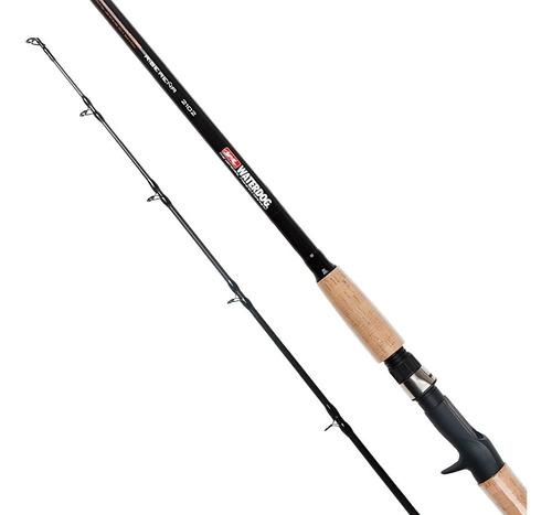 Imagen 1 de 7 de Caña De Pescar Waterdog Ribereña 1,95 2 Tramos 30-50 Libras