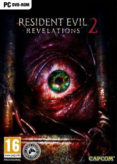 Resident Evil Revelations 2 - Pc Jogo Completo