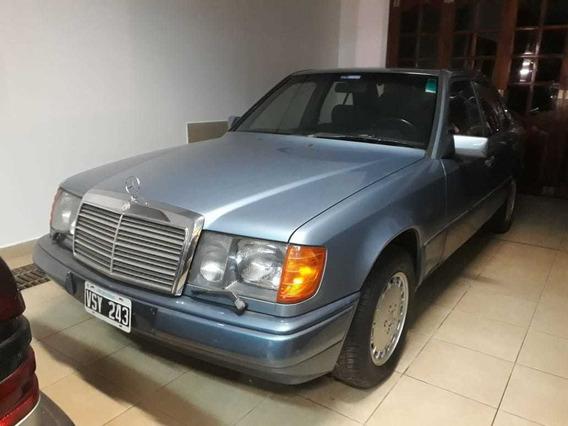 Mercedes Benz Clase E 300 A/t Mod.1987 Nafta