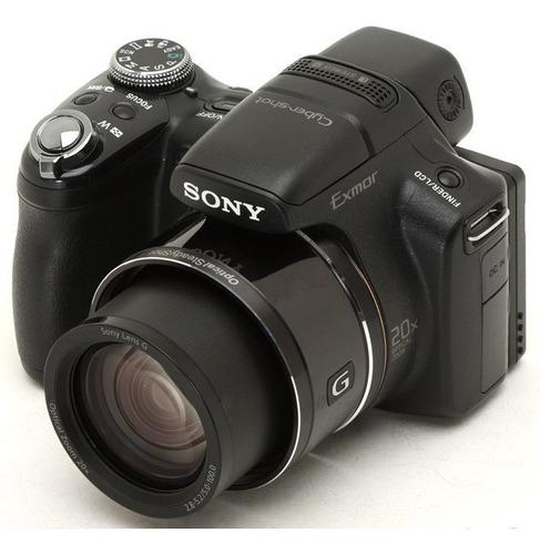 Câmera Semi Profissional Fotográfica Sony Cyber-shot-dsc-hx1