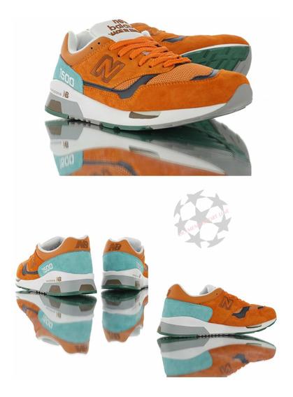 New Balance Made In Uk 1500 Orange