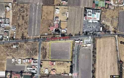 Terreno 10,000m2 Av. Estado De México