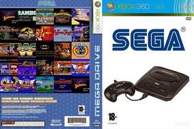Emulador De Mega Drive Para Xbox 360 Jtag/rhg