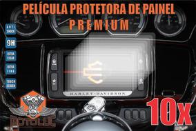 10 X Película Protetora Harley Davidson Boom Box 6.5