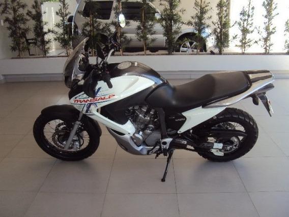 Honda Xl Transalp 700cc Branca 2012