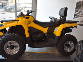 Cuatriciclo Can-am Outlander 450 Max L Dps Pago Sin Interes