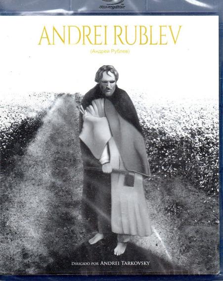 Blu-ray Andrei Rublev (1966) - Cpc Umes - Bonellihq X20