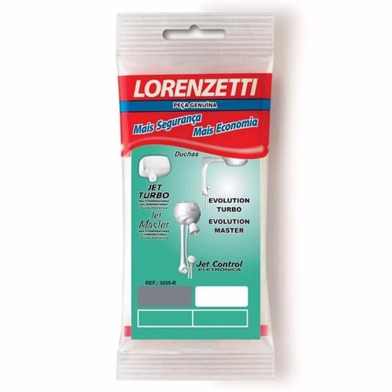 Resistencia Lorenzetti 3055s Jet Turbo Master Control 127v 5