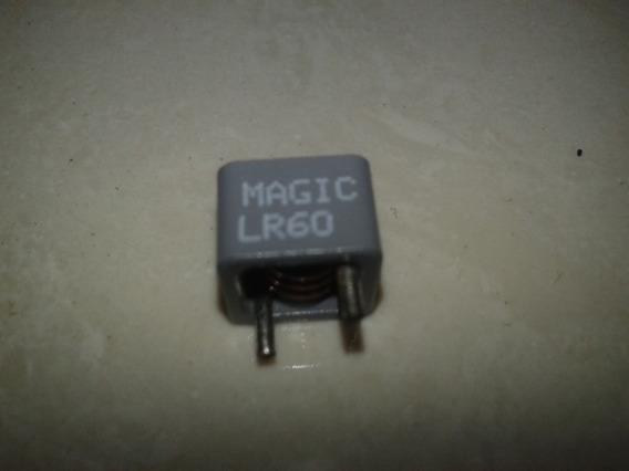 Indutor De Potencia Blindado Magic R60 Cartela Com 100 Pçs