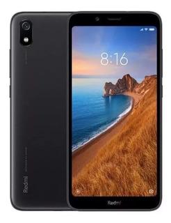 Xiaomi Redmi 7a 32gb Rom 2gb Ram Preto+fone+pelicula+capa B