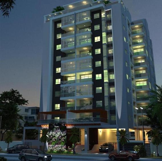 Apartamento En Alquiler Con Linea Blanca Evaristo Morales