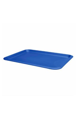 Bandeja Para Restaurante 55*40 Azul 103028 Ue 12 **br**