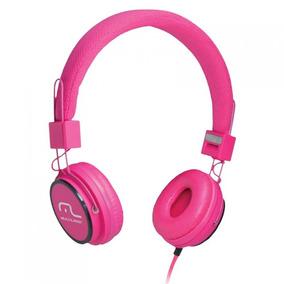 Fone De Ouvido Multilaser Headphone Som Hi Fi
