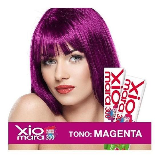 2 Cajillas Tono Magenta X300fc