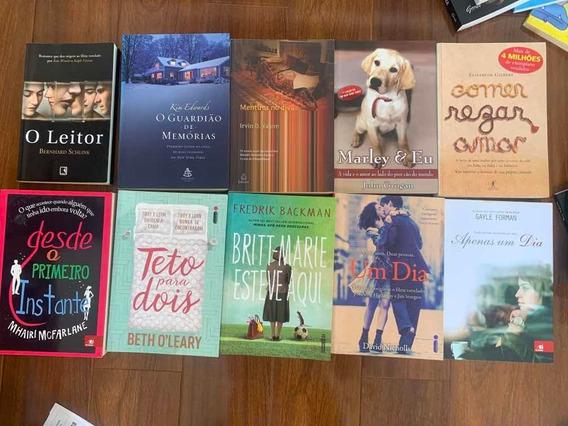 Lote De Livros Literatura