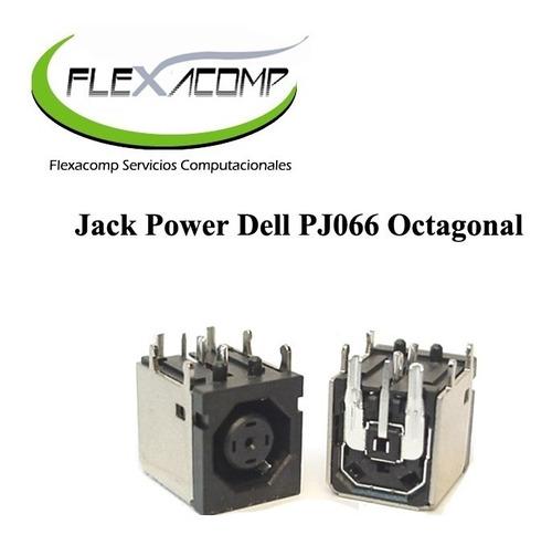 Imagen 1 de 1 de Jack Power Dell Pj066 Octagonal