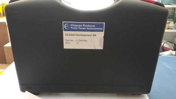Kit Texas Cc2430 Development Kit