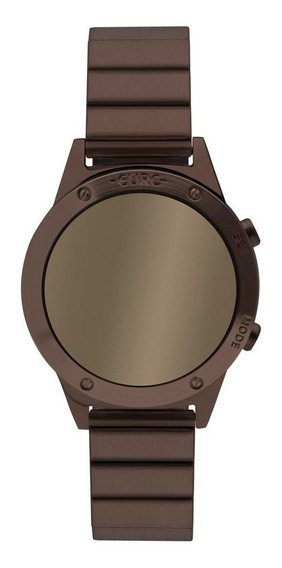 Relógio Feminino Euro Fashion Fit Marrom Eujhs31bae/4m