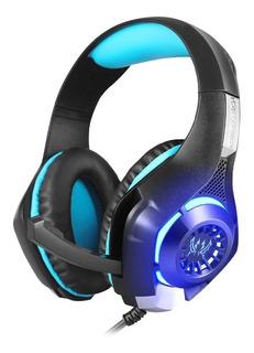 Auricular Gamer Kotion Con Microfono Ps4 Fortnite Pc Gs400