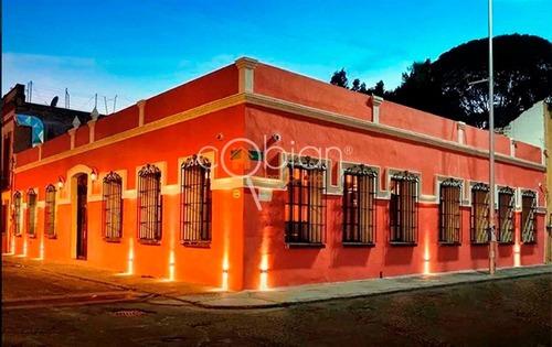 Restaurante En Traspaso En El Barrio De Analco