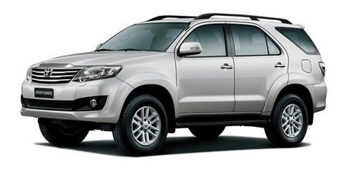 Barras Portaequipaje Laterales De Techo Toyota Fortuner