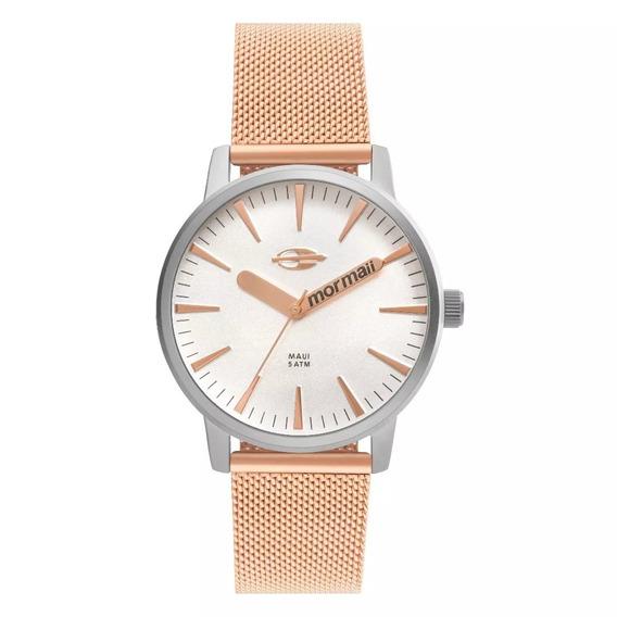 Relógio Mormaii Feminino Maui Mo2036hy/4k Original Barato