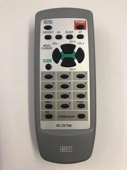 Controle Remoto Aiwa Tv Ar145-205-295 Rc7vt07/ Rczvt08