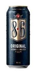 Cerveza Bavaria 8.6 Original Latas 500ml 7.9 % Grad. Alcohol