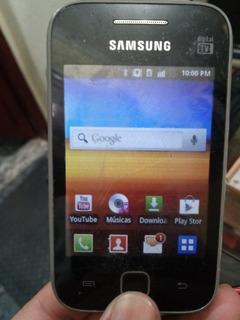 Lote 5 Celulares Samsung Ler Descricao 4/19