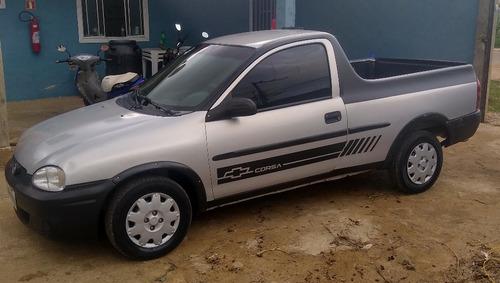 Chevrolet Corsa Pick-up 2001 1.6 St 2p