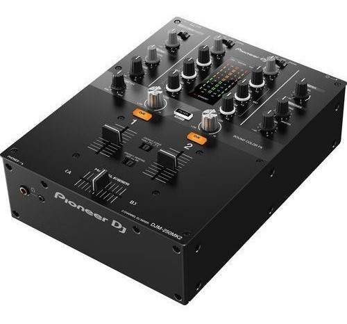 Mixer Pioneer Djm 250 Mk2 (perfeito Estado)