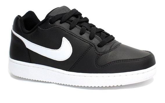 Tênis Nike Ebernon Low Masculino Preto