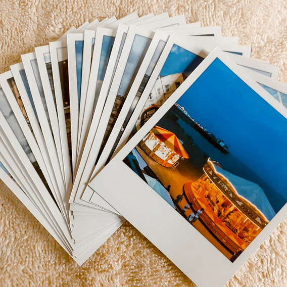 Fotos PolaroidsDúvidas?chamar No Direct @fotoscustom_
