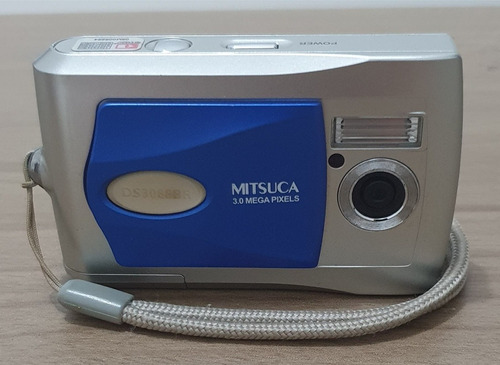 Câmera Digital Mitsuca Ds3088br