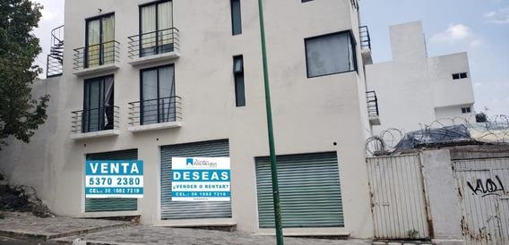 Se Vende Propiedad Con Uso Habitacion Y Comercial En Colinas Del Ajusco, Tlalpan