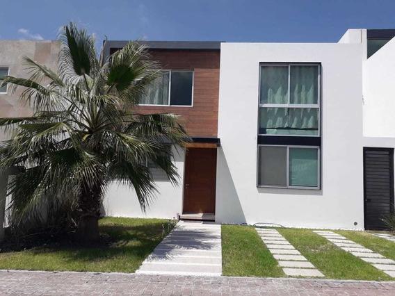 Casa En Renta Querétaro El Refugio Vc