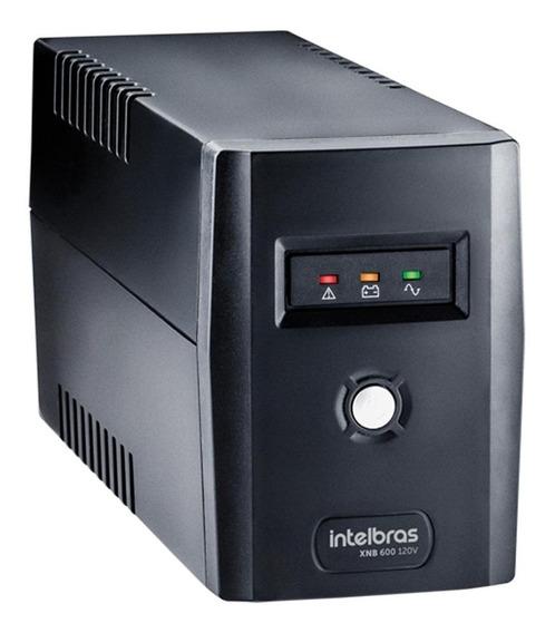 Nobreak Intelbras 600va 120v Xnb 4 Tomada