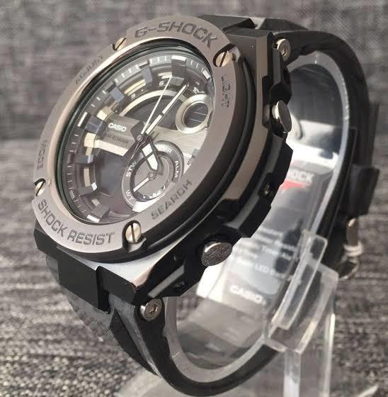 Relógios Casio G-shock Steel