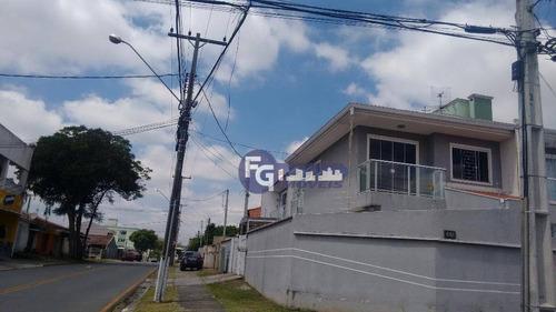 Imagem 1 de 20 de Sobrado Com 3 Dormitórios À Venda, 93 M² Por R$ 425.000,00 - Boneca Do Iguaçu - São José Dos Pinhais/pr - So0012
