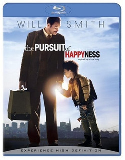 Blu-ray : The Pursuit Of Happyness (widescreen, , Dubbed,...