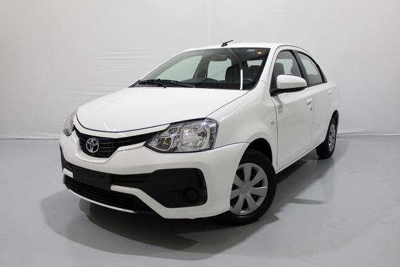 Toyota Etios 1.5 X Sedan 16v Flex 4p Automático Sem Entrada
