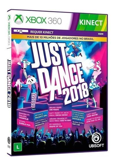 Just Dance 2018 / Kinect Sports Ultimate Xbox 360 ,originais