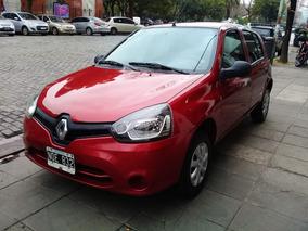 Renault Clio Mio Confort Plus 5p 2014 Antyctas Excelente(nv)