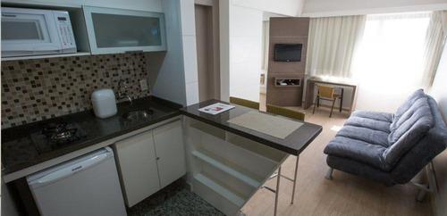 Flat No Itaim Bibi Para Investimento E Moradia - Sf321