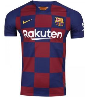 Nova Camisa Barcelona 1uni 19/20 - Envio Imediato 24h
