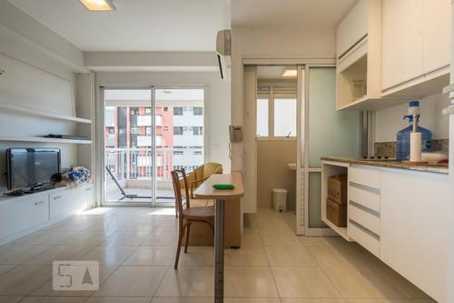 Apartamento À Venda - Brooklin, 1 Quarto,  47 - S893109141