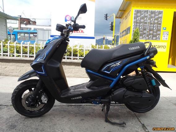 Yamaha Yw 125 X Motos