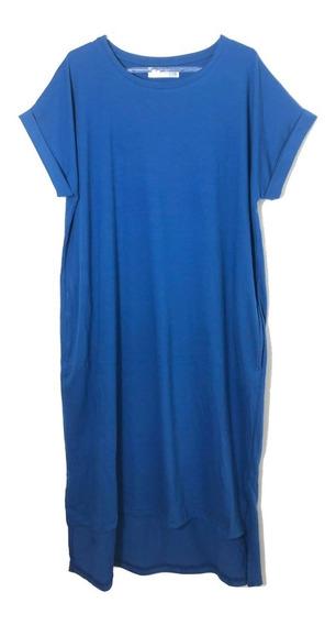 Remera Xl Vestido Remeron Mujer Verano 2019 Luba By Luna