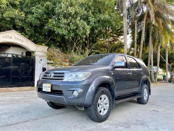 Toyota Fortuner Urbana 2012 Automático- Gasolina